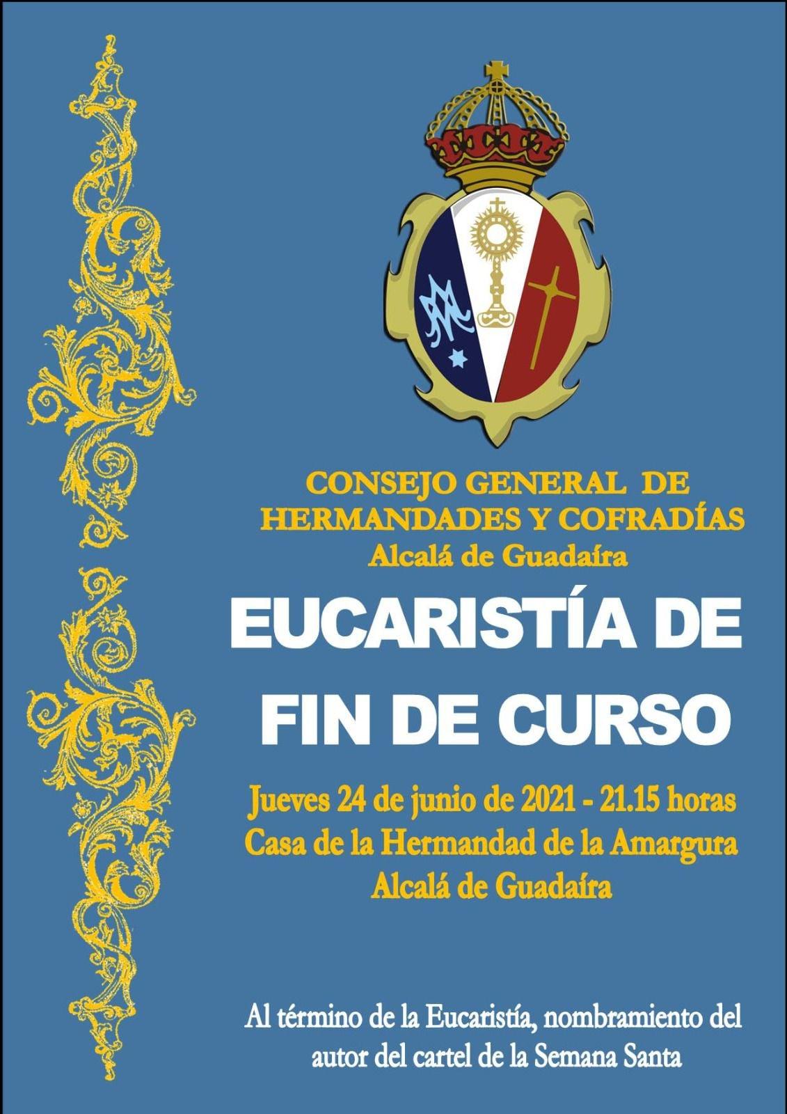 Eucaristia de Fin de Curso de las Hermandades