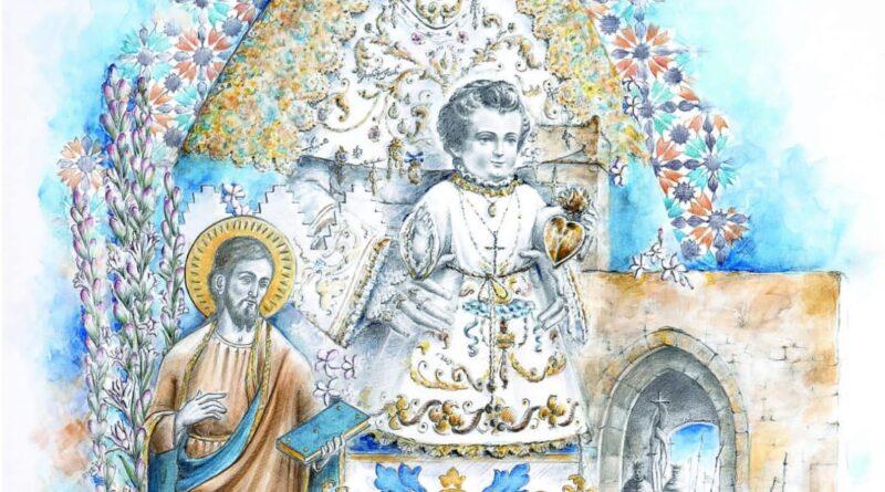 Presentación del Cartel anunciador de los Cultos de la Virgen del Aguila a cargo de D. Manuel Alejandro Clemente Morillo.