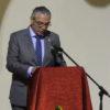 Antonio Rivas, presidente del Consejo de Hermandades y Cofradias de Alcalá, habla para Tramo a Tramo