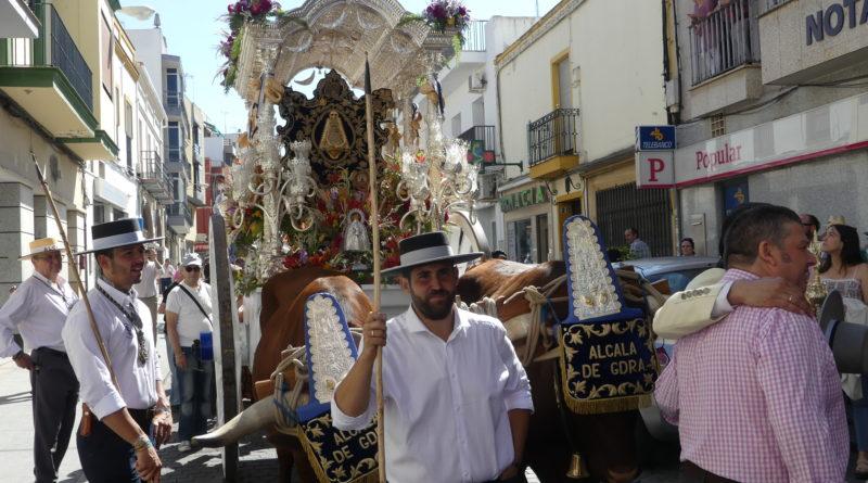 Misa de Hermandad en Ntra. Sra. del Rocio de Alcalá