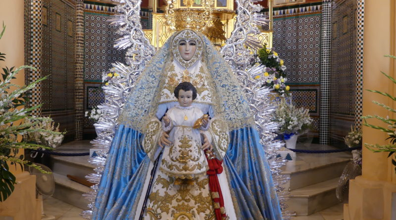 La Junta de Gobierno de la Virgen del Aguila decide la suspensión por segundo año consecutivo de la Procesión de la Virgen del Águila