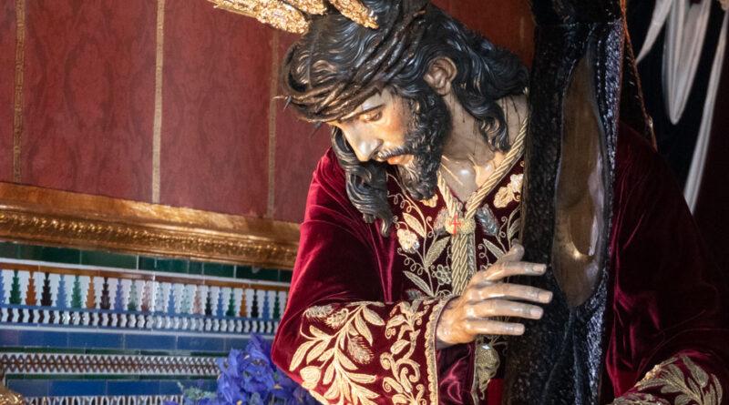 La Hermandad de Jesús Nazareno recuerda a todos sus hermanos que ya pueden retirar la papeleta simbolica