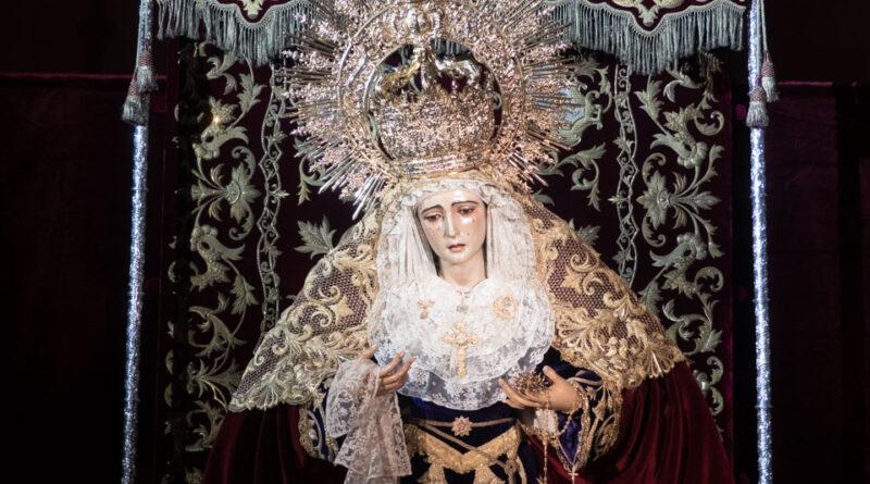 En Imagenes: En Veneración, Ntra. Señora Y Madre de la Amargura
