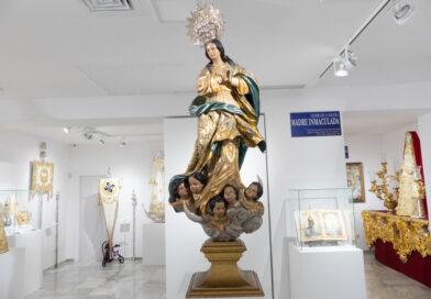 """En Imagenes: Exposición """"Gloria Sacramental"""" Consejo de Hermandades Y Cofradias de Alcalá de Guadaira"""
